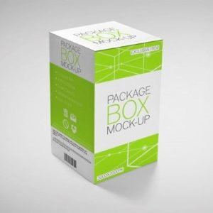 packaging box printing