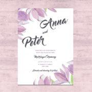 floral-wedding-card