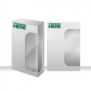 retail packaging box