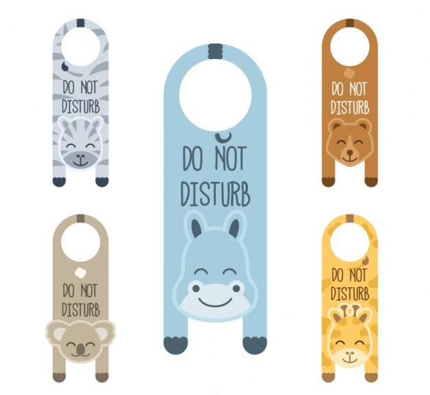 Beautiful Custom Door Hangers