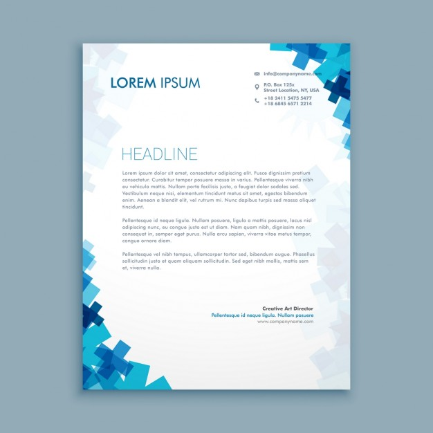 Letterhead printing order custom printed cheap letterheads in usa letterheads thecheapjerseys Gallery