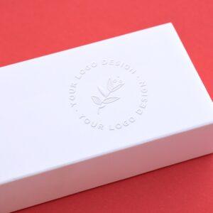 custom embossed boxes