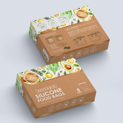 custom fast food packaging
