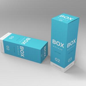 custom 4oz bottle boxes